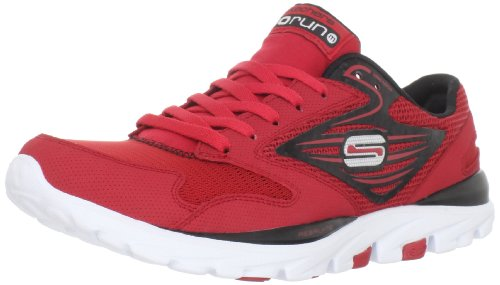 Skechers Men's Go Run Sports Shoes - Fitness 53500 Red EU39/UK5.5/US6.5
