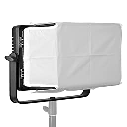 Bestlight® VL600 Portable 600 Pieces LED Dimmable Ultra High Power Lighting Panel-5500K Balanced Daylight Output for Tripod and Canon, Nikon, Pentax, Panasonic, Sony, Samsung and Olympus Digital SLR Cameras