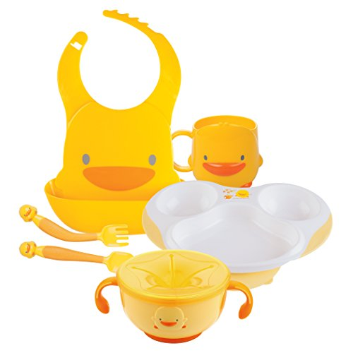 Piyo Piyo Toddler Feeding Gift Set - 1