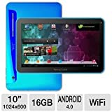 Visual Land Renown 10-Inch Tablet with 16GB Memory (Down in the mouth)