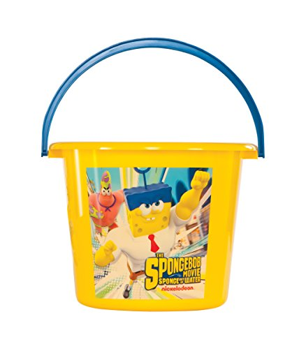 Rubie's Costume Spongebob Sponge Our of Water Trick-or-Treat Sand Pail Costume
