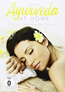 Ayurveda - At Home [3 DVDs]