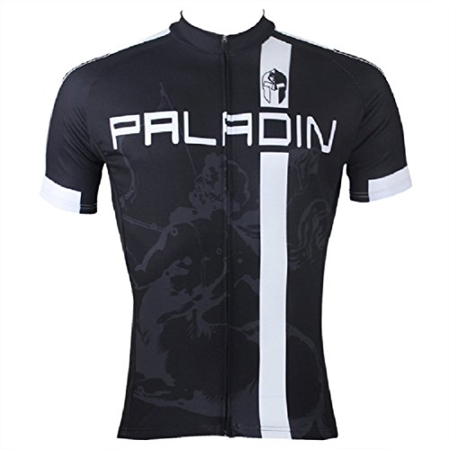 paladin-cycling-jersey-for-men-short-sleeve-remy-martin-pattern-black-bike-shirt-size-m