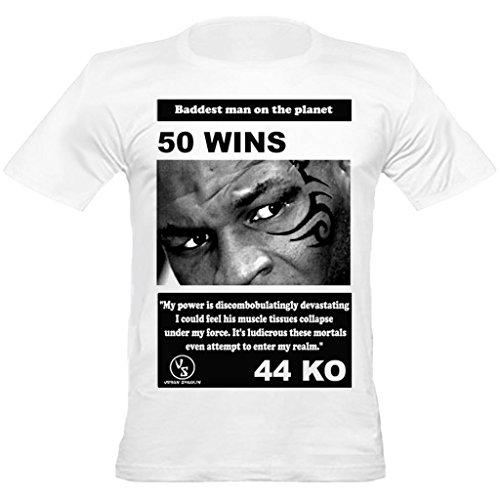 hombres-urbana-shaolin-inspirado-mike-tyson-equipada-t-shirts-mediana-blanca