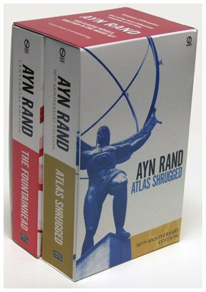 Ayn Rand Box Set: Atlas Shrugged The Fountainhead