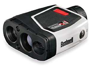 Bushnell Pro X7 Slope Golf Laser Rangefinder with JOLT by Bushnell