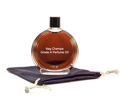 Nag Champa Perfume Oil 1.7