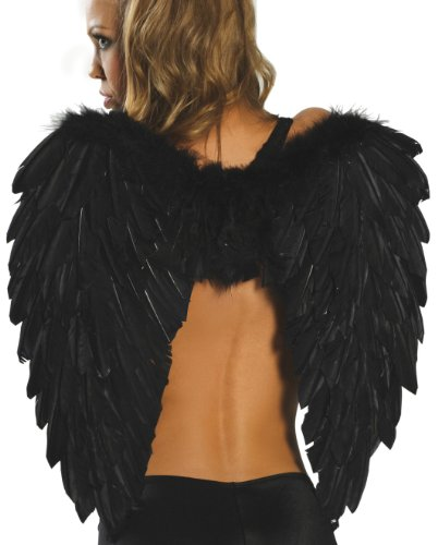 Roma Costume Feather Wings
