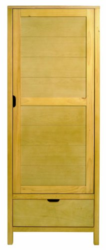 East Coast Colby Wardrobe (Antique)