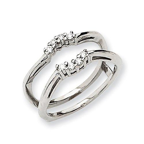white gold ring mountings 14k white gold ring