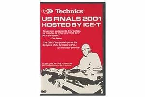 DMC Technics US Finals 2001