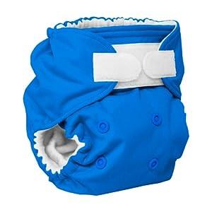 Rumparooz Reusable Cloth Pocket Diaper, Bermuda, Aplix
