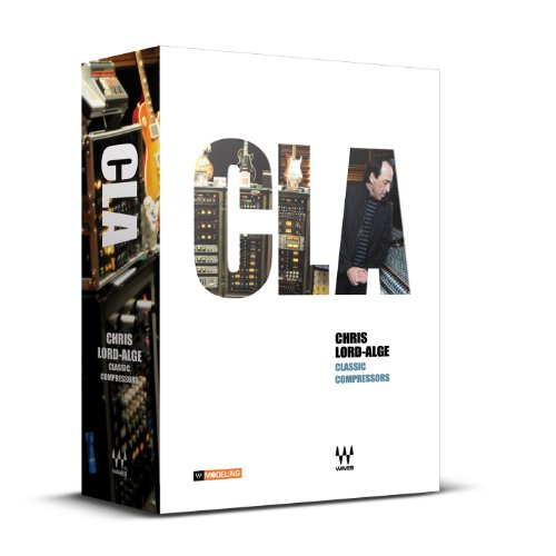 Waves CLA Classic Compressors Native Bundle
