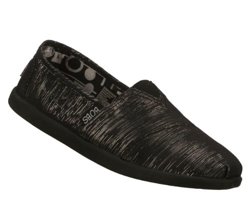 Skechers Bobs World Womens Casual Flats Shoes
