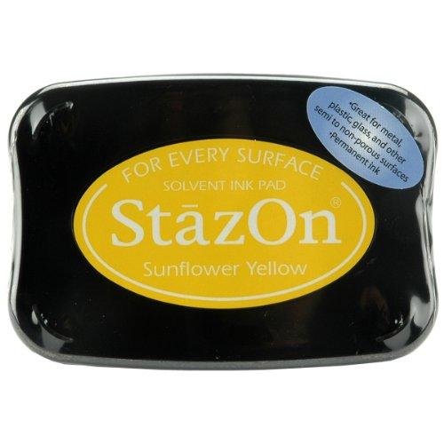 stazon-solvente-inkpad-girasole-giallo