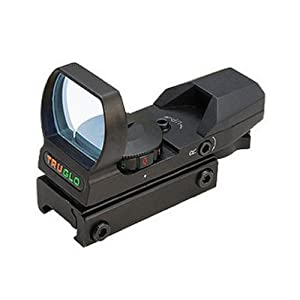 Truglo Red-Dot Open 4-Reticle Sight by Truglo