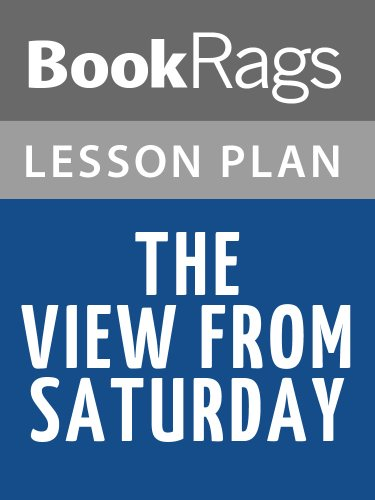 BookRags - The View from Saturday Lesson Plans