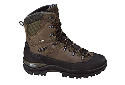 Lowa Men's Creek GTX Mid Hiking Shoe,Brown,7.5 M US
