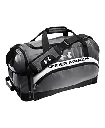 Under Armour PTH® Victory Large Team Duffle Bag One Size Fits All Graphite