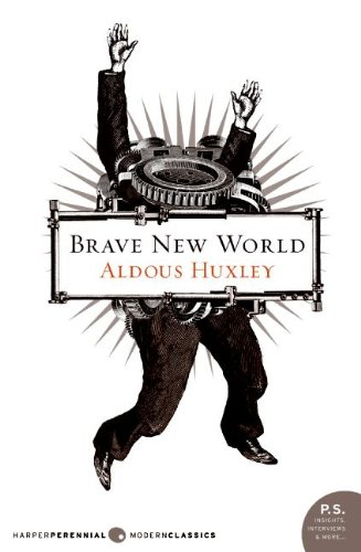 Brave New World ISBN-13 9780060850524