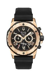 Bulova Marine Star Quartz Men's Watch 98B104