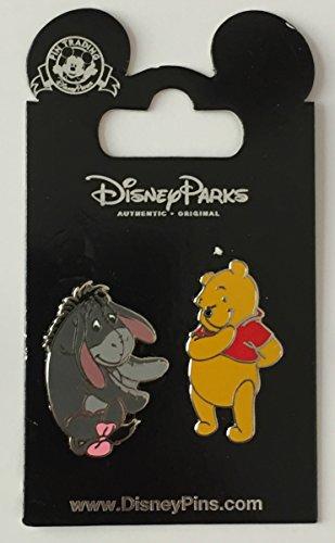 Disney Pooh Eeyore Pin Set