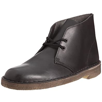 Beautiful Amazon.com Clarks Womenu0026#39;s Desert Wing Women Desert Boot Wing TipBlack Leather10 M US Shoes