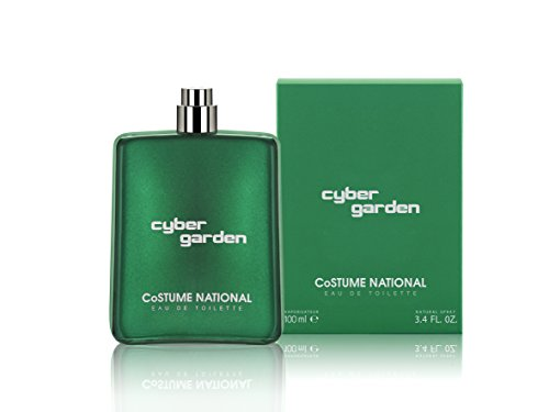 Costume National Cyber Garden Eau de Toilette, Uomo, 100 ml