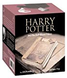 Harry Potter and the Half-Blood Prince (Harry Potter 6): Adult audio cassette edition