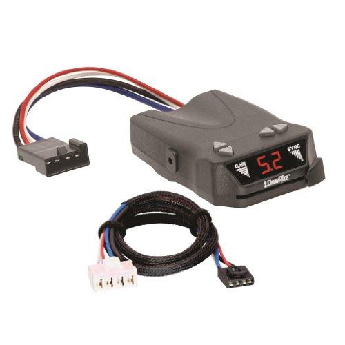 Draw-Tite Trailer Brake Control + Plug Fits 2014 Chevy Silverado Gmc Sierra 1500