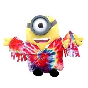 30cm Minion Stuart Hippie Minions Soft Toy