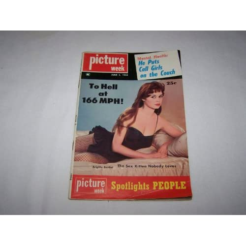 Picture Week Magazine June 5, 1958 (He Puts Call Girls on