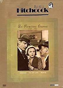 Coffret Alfred Hitchcock 2 DVD : Les Premières oeuvres 1929/1931 : Chantage / The Skin Game / Meurtre