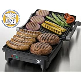 The Biggest Loser DoubleUp Grill & Panini Maker