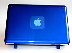 BLUE iPearl mCover Hard Shell Case for Model A1278 regular display 13-inch Aluminum Unibody MacBook Pro