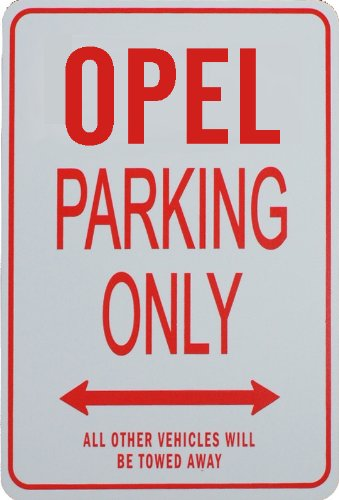 opel-parking-only-sign