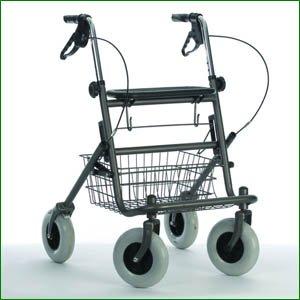 Rollator - Rolling Walker - Shopping Walker