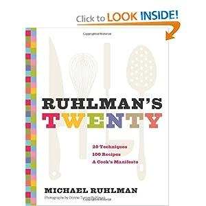 Ruhlman's Twenty - Michael Ruhlman