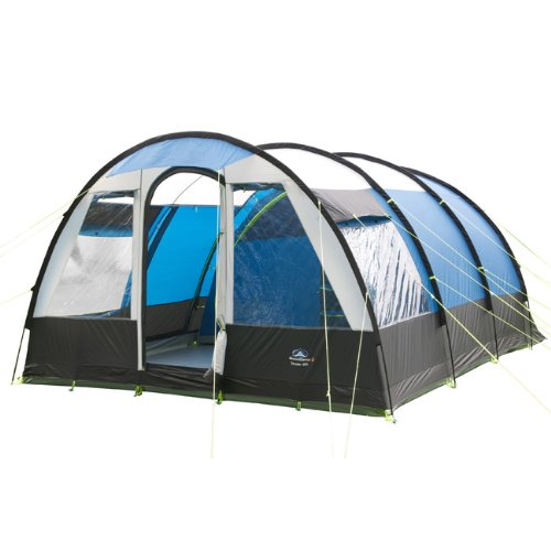 Sunncamp Invader 600 6 Berth Family Tent 2011