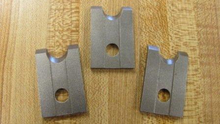 "Corob Molding Knife: #35 1/2"" Nosing"
