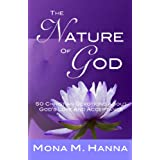 The Nature of God: 50 Christian Devotions about God's Love and Acceptance (God's Love Book 1) ~ Mona M. Hanna