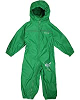 Regatta Girl's Puddle IV All-in-One Suit