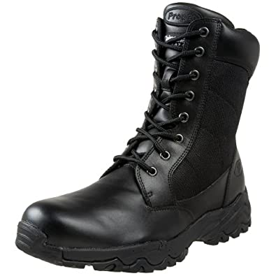 Propet Men's M3592 Badlands Boot,Black,7 M US