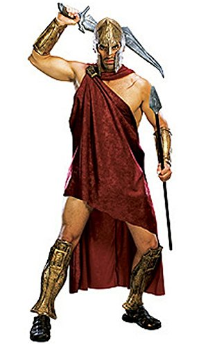 Spartan Costume - 300 Movie Costume - Adult Costume deluxe
