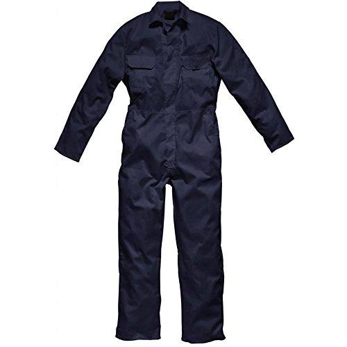 mens-large-navy-british-designed-prestige-boilersuit-coverall-overalls-workwear