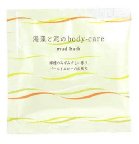 ヤマサキ 海藻と泥のボディケア 檸檬 20g