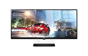 LG 34UM67-P 86,4 cm (34 Zoll) Monitor (HDMI, DVI, 5ms Reaktionszeit)