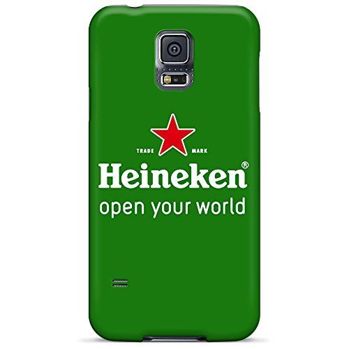 samsung galaxy s5 Fashionable mobile phone case Scratch-proof Protection Cases Covers covers heineken (Galaxy S5 Heineken Case compare prices)