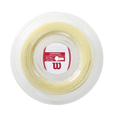 Wilson Saitenrolle Synthetic Gut Control, 200 m, 0075260197700016