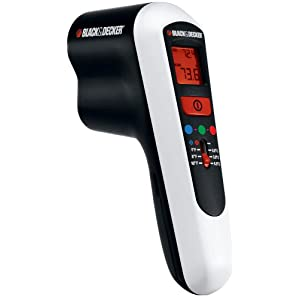 BLACK & DECKER TLD100 THERMAL LEAK DETECTOR
